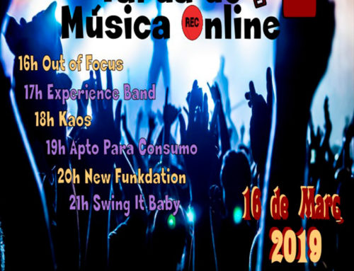 Tarde de música online